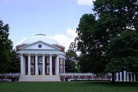 The Rotunda at UVa